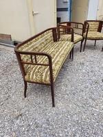 Kanapé + fotelek ülőgarnitúra