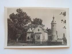 G21.351   Régi képeslap  BALATONFENYVES  Balaton    1957
