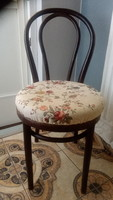 Thonet szék, ülőke bútor darab
