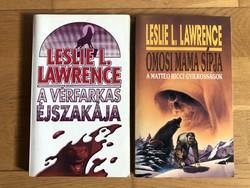 2 db Leslie L. Lawrence mű