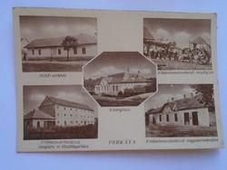 G21.320   Régi képeslap  PERKÁTA   1940's