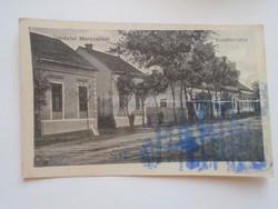 G21.334   Régi képeslap  MARCALI  Marczali Erzsébet utca 1920-30's