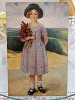 1929 Astrid Kiellberg Goldlack