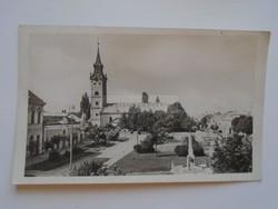 G21.338    Régi képeslap   HAJDÚNÁNÁS  1950