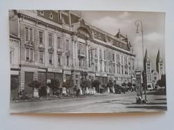 G21.346      Régi képeslap  Nyíregyháza  1959