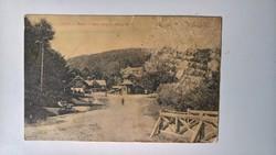 Gőzlő Berta és Jenő villa Hideg fürdő 1910 körül