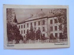G21.359   Régi képeslap   Kunszentmiklós   1950's