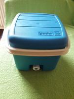 5 literes műanyag hütőláda  4db jég akkuval