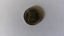 1965. Venezuela 25 cent!
