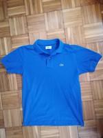Lacoste férfi nyári póló L -s méretben eladó !