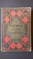 Pesti Hírlap 1932. évi Nagy Naptára