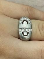 Ezüst 925 gyönyörű gyűrű