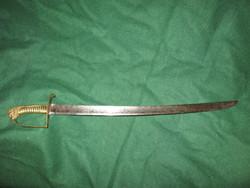Francia empire rövid kard