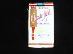 Bontatlan CHESTERFIELD cigaretta