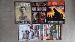 Történelmi magazinok vegyesen (5 db)