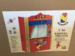 Bábszínházas játék új csomagban