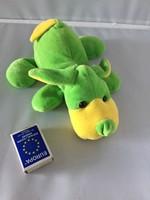 Zöld-sárga kabala kutyus