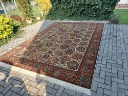 Igazán hatalmas 250x365 minőségi 100% gyapjú perzsa szőnyeg Kzm_417
