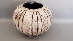 Hódmezővásárhelyi kerámia váza