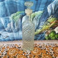 Retro italos üveg