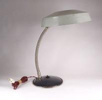 1A716 Bauhaus industrial design EAKV íróasztali lámpa