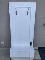 Hajlított ajtó, szekrény ajtó előszobafal, fogas