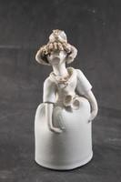 Kovács Éva kerámia szobor 963