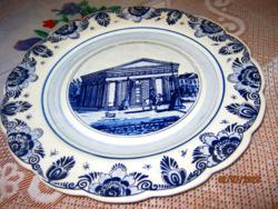 Holland   Delft dísz tányér