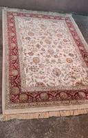 Selyem perzsa szőnyeg, gépi, 160x230