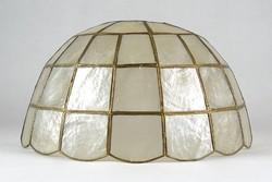 1F394 Máriaüveg csillár mennyezeti lámpa bura
