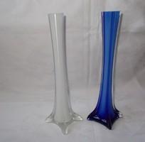 Üveg váza 2db