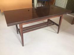 Mid century kávézóasztal asztal