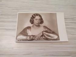Régi fotó képeslap.