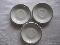 Alföldi porcelán csészealjak