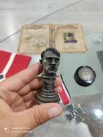 WW2. 2. Világháborús Hitler fejes német Réz pecsét RITKA!