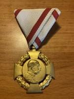 I. Ferenc József Jubileumi kereszt