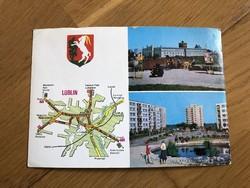 Lublin képeslap