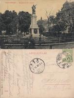 Románia Nagyvárad Széchenyi tér 1914 RK Magyar elcsatolt területek