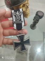 WW2 / WW1  Világháborús német Vaskereszt kitüntetés