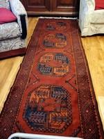 Antik afgán elefánttalpas szőnyeg!