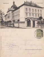 Románia Szászváros ref Kún kollégium 1916 RK MET