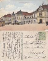 Románia Nagyvárad Pályaudvar 1914 RK Magyar elcsatolt területek