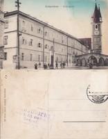 Románia Szászváros kollégium 1915 RK Magyar elcsatolt területek