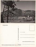Románia Szilágysomlyó látképe kb1940 RK Magyar elcsatolt területek