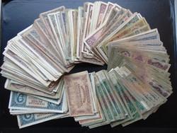 Pengő - adópengő bankjegyek 930 darab LOT !