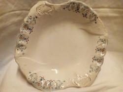 Régi porcelán tál