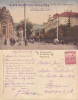 Románia Dés M. kir. állami főgimnázium 1918 RK Magyar elcsatolt területek
