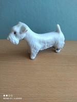Drasche porcelán kutya