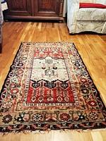Antik , török imaszőnyeg . 86 x 138 cm
