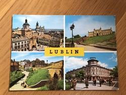 Lublin képeslap - 1977